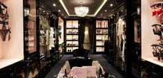 New in Amsterdam: Agent Provocateur store
