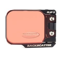 Backscatter Flip3 Underwater Color Correction Filter for GoPro Hero3 Housing