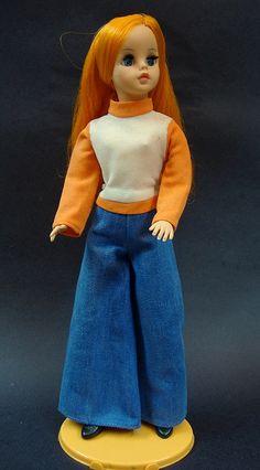 Boneca Susi Cenoura 70s