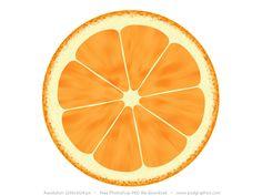 fruit illustration | Fruit illustrations, lemon and orange icons