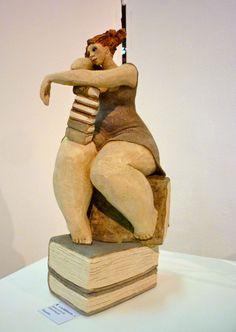 La Sculpture en liberté. Didierlaurent Véronique. - Le blog d'Aventurine