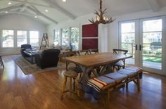 ciao! newport beach: a modern California ranch house