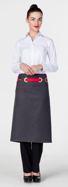 Waitress Uniforms Cafe Uniform, Waiter Uniform, Hotel Uniform, Restaurant Uniforms, Staff Uniforms, Corporate Wear, Business Fashion, Business Style, Uniform Design