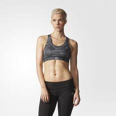 Adidas Techfit Bra (Grey) - Ladies