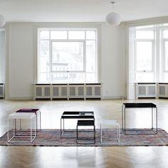 Tavolo vassoio piccolo, nero | Hay Tavolo vassoio | Tavoli | Mobili | Finnish Design Shop