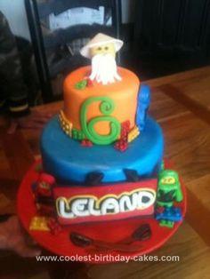 Churchill Birthday Cake