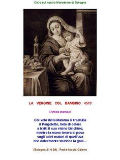 Il Paradiso non può attendere: 60° anniversario del Monastero Carmelitano di Bologna e 50° anniversario di Professione religiosa di P: Nicola Galeno
