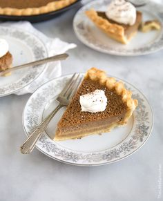 "Pumpkin pie. Pecan pie.  Sweet potato pie.  I'm sure those would be included in the top answers for Thanksgiving pies on an episode of Family Feud.  However, in my personal ranking system, custard pie would be number one. Custard pie was something we always had during the holidays.  If you search for ""Filipino egg pie,"" you'll …"
