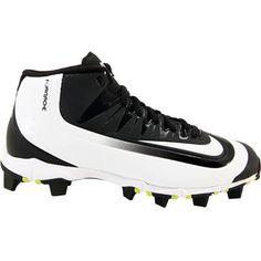 Boy's Nike Huarache 2kfilth Mid Baseball Cleats Shoes