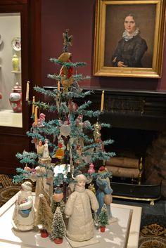 §§§ : antique russian tree