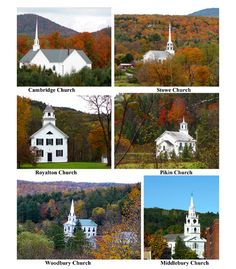 more little white churches