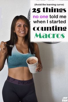 25 Tips for Counting Macros - That Fit Fam