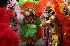 Indians @ New Orleans Jazz fest