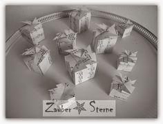 Adventskalender Zauber ★ Sterne
