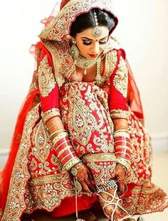 Visit us for all type of dress designing couture, custom made… Big Fat Indian Wedding, Indian Bridal Wear, Asian Bridal, Indian Wedding Outfits, Bridal Outfits, Indian Outfits, Bridal Dresses, Indian Weddings, Hindu Weddings