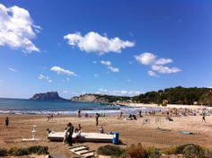 Playa de L'Ampolla / Moraira