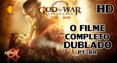 GOD OF WAR: ASCENSION - FILME COMPLETO - DUBLADO[HD]