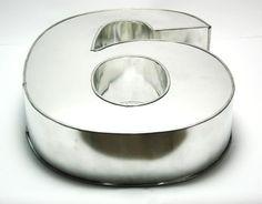 "Euro Tins Numeric cake pan 35cm birthday cake tin number six 6 large 14"" cake mold, http://www.amazon.com/dp/B008DD189I/ref=cm_sw_r_pi_awdm_2JaUub1Q4J5XK"
