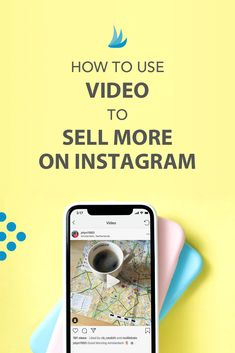 Looking for a new way to increase sales from Instagram? Have you tried video? Only about 16% of Instgrammers have - so it's a great way to stand out, create engagement, and motivate people to buy. And it doesn't have to be salesly to work, either. Here's how to make it work for you. #ecommerce #instagramideas via @tailwind
