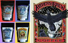 #Coffee that can raise the dead? Yes, please! @Mark Kerr's Brew Coffee