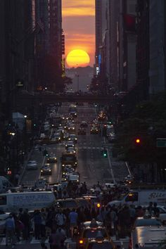Manhattan, wow!
