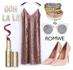 """Untitled #4"" by anna-mors ❤ liked on Polyvore featuring Kate Spade, Under the Rose, Erdem and Topshop"