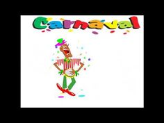 CARNAVAL - YouTube Maila, Teaching Resources, Musicals, Make It Yourself, Words, Youtube, Carnival, Primary Music, Music Class