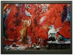 Chagall by IZIS