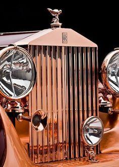 Rolls Royce – Vintage Luxury Car by janice.christensen-dean Rolls Royce – Vintage Luxury Car by janice. Auto Rolls Royce, Voiture Rolls Royce, Luxury Sports Cars, Sport Cars, Rolls Royce Vintage, Maserati, Ferrari F40, Lamborghini, Automobile