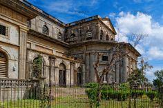 Alte Kathedrale, Managua, Nicaragua