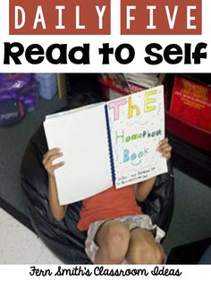 Fern Smith's Classroom Ideas Bright Ideas Blog Hop about the Daily Five's Read to Self Tip.