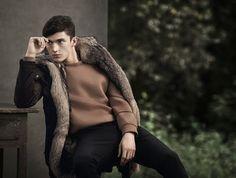 ZARA Men's Fall Winter 2014-2015 Collection, Lookbook & Campaign