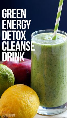 Need a recharge? Sip this cleansing and detoxifying drink!