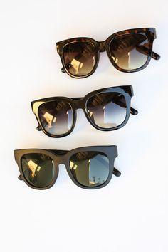 Kaitlyn Oversized Sunglasses – Morning Lavender