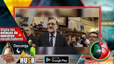 Rajoy asegura que él es la única persona capaz de derrocar al actual pre...