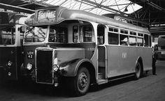 Leyland Tiger S 328 #vintage #bus