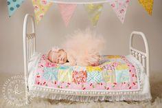 Newborn Tutu, Newborn Tutu Set, Tutu Set, Baby Tutu, Peach Tutu, Tutu and Headband, Photo Prop, Baby Tutu Set on Etsy, $23.99