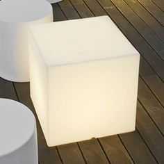 All Weather Cube Light