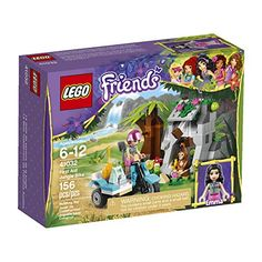 LEGO Friends First Aid Jungle Bike 41032 Building Set LEGO http://smile.amazon.com/dp/B00J4S483O/ref=cm_sw_r_pi_dp_z4.oub1486HQD