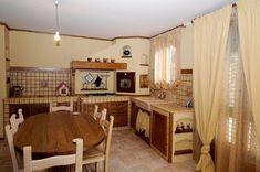 Cucine in muratura rustiche e moderne (Foto 4/40)   Design Mag