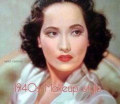 1940's Makeup Styles