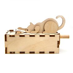 Automata Cat and Mouse Kit Front