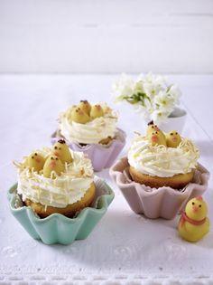 Unser beliebtes Rezept für Muffin-Kükennester und mehr als 55.000 weitere kostenlose Rezepte auf LECKER.de.