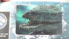 Jurský svet Samolepkový album Lego Creator, Jurassic World, Album, Painting, Painting Art, Paintings, Card Book