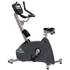 "Nautilus Cardio U10 Upright Bike with 7"" touch screen -- Awesome products selected by Anna Churchill"