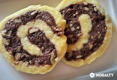 Diós-csokis csigák
