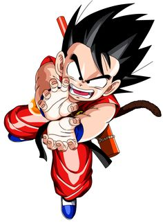 Dragon Ball - Kid Goku K VS KPO by maffo1989 on DeviantArt