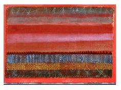 Flat Landscape, 1924 By Paul Klee