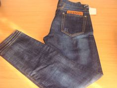 Auth HERMES A New Brands Jeans Mens 2015 hot sale #Hermes #ClassicStraightLeg