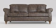 Buy Ashford Leather Medium Sofa Seats) Antiqued Leather Light Tan Low Turned - Standard from the Next UK online shop Ikea Vimle Sofa, Silver Sofa, Best Leather Sofa, Leather Sofas, Sofa Next, Leather Reclining Sofa, Traditional Sofa, Cottage Living Rooms, Buy Sofa